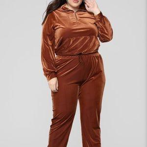 Fashion Nova Issa Vibe Matching Set